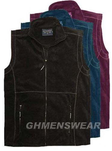 METAPHOR FLEECE GILET